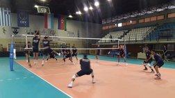 Άνετα η Eθνική Ελλάδος 3-0 το Λουξεμβούργο στο βόλεϊ