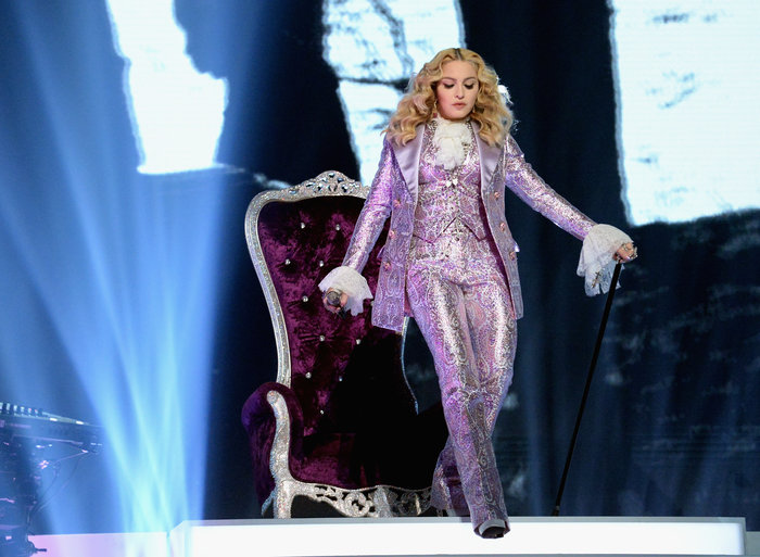 H Mαντόνα κλείνει τα 60: Το φαινόμενο που έγινε η βασίλισσα των βασιλισσών - εικόνα 10