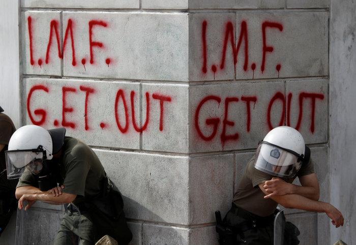 Reuters: Τα χρόνια των μνημονίων σε 40 συγκλονιστικές εικόνες
