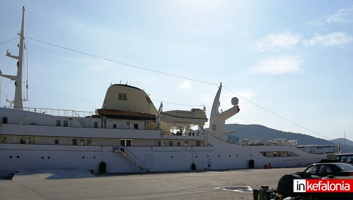 Christina O: Στο Αργοστόλι η θαλαμηγός του Ωνάση με τη μεγάλη ιστορία - εικόνα 3