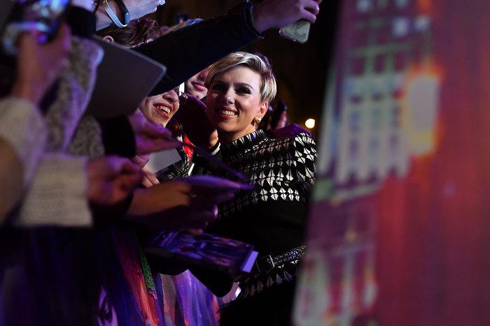 Forbes: Σκάρλετ Γιόχανσον, η υψηλότερα αμειβόμενη ηθοποιός στον κόσμο - εικόνα 2