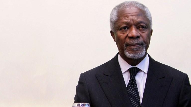 Tη λύπη του για την απώλεια του Κόφι Ανάν εκφράζει το ΥΠΕΞ