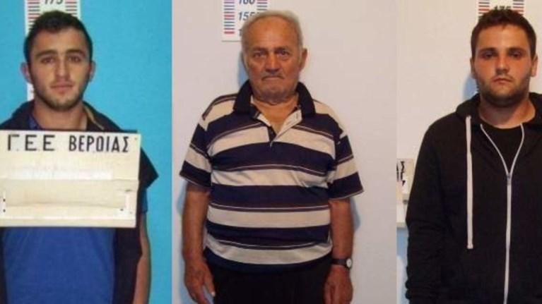Βέροια: Αυτοί είναι οι τρεις που ασελγούσαν σε βάρος παιδιών
