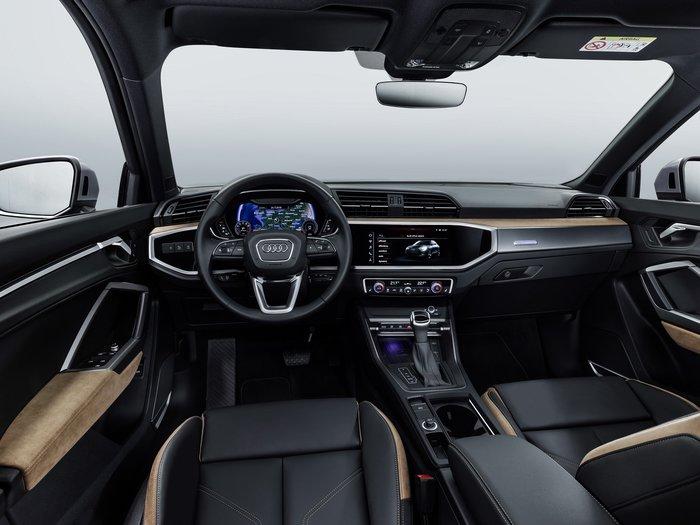 Νέο Audi Q3: Η νέα γενιά του SUV που αγαπήσαμε είναι εδώ - εικόνα 2