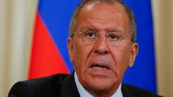 Ο Λαβρόφ καταγγέλλει ΟΗΕ και ΗΠΑ ότι παρεμποδίζουν την επιστροφή των Σύρων