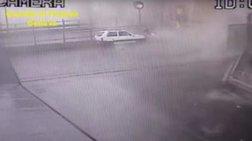 Βίντεο-ντοκουμέντο: Η στιγμή που καταρρέει η γέφυρα στη Γένοβα