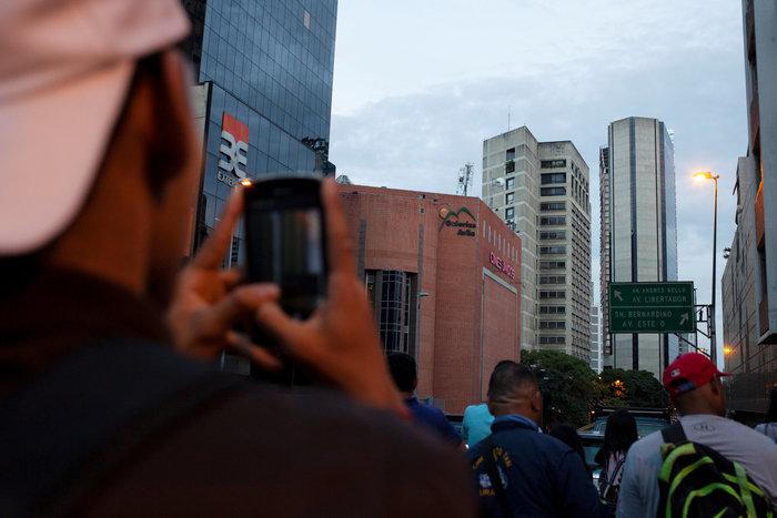 Πανικός την στιγμή του σεισμού 7,3 Ρίχτερ στη Βενεζουέλα - εικόνα 3