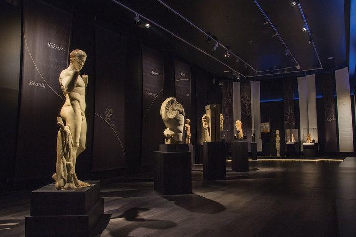 Πανσέληνος του Αυγούστου στο Εθνικό Αρχαιολογικό Μουσείο
