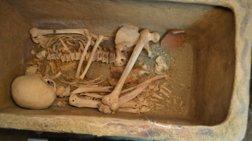 Ασύλητος θαλαμοειδής τάφος ανασκάφτηκε στην Ιεράπετρα