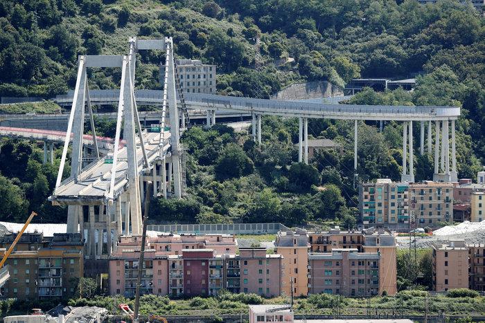 Ρέντζο Πιάνο: η κατάρρευση της γέφυρας δεν ήταν ατύχημα