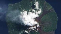 Eκρηξη ηφαιστείου στην Παπούα: Χιλιάδες έφυγαν από τα σπίτια τους