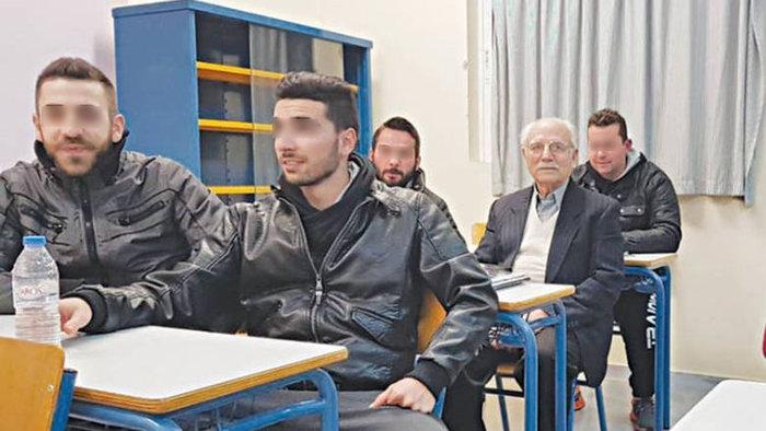 Φοιτητής στα 84 του και πρώτος στο Πανεπιστήμιο Κρήτης! (φωτό)