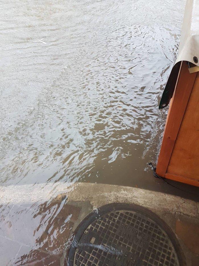 Χανιά: Προβλήματα από τη νεροποντή σε πολλά σημεία της πόλης - Εικόνες - εικόνα 4