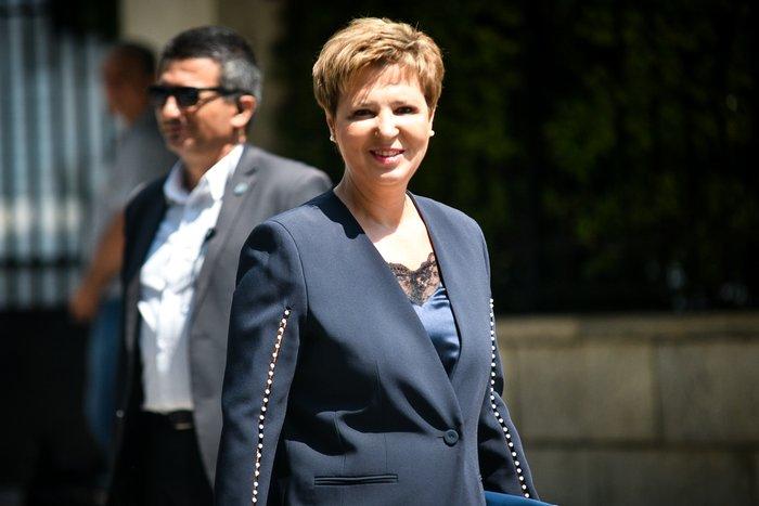 Ορκίστηκαν τα νέα μέλη της κυβέρνησης στο Προεδρικό Μέγαρο - εικόνα 14