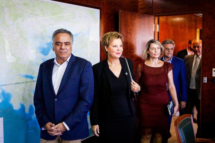 Γεροβασίλη: Λαϊκό δικαίωμα η ασφάλεια των πολιτών