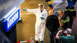 Επίθεση με μαχαίρι σε σταθμό τρένου στο Άμστερνταμ, τρεις τραυματίες