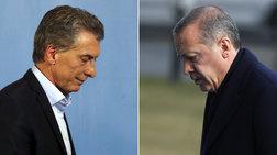 Αργεντινή & Τουρκία, τα μαύρα πρόβατα της διεθνούς οικονομίας
