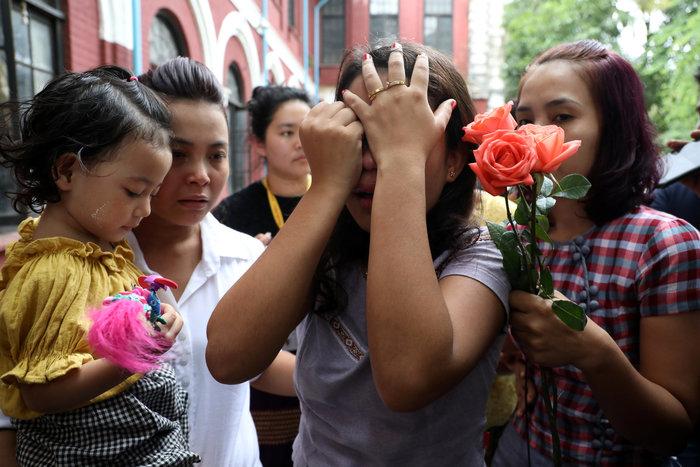 7ετής κάθειρξη σε δύο δημοσιογράφους του Reuters στην Μιανμάρ - εικόνα 4
