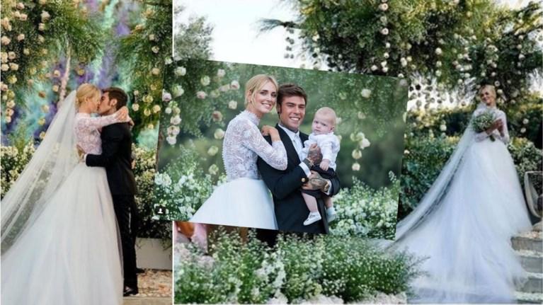 e3d4b590e8 Κιάρα Φεράνι  Ο σικ γάμος της πιο διάσημης fashion blogger στον κόσμο