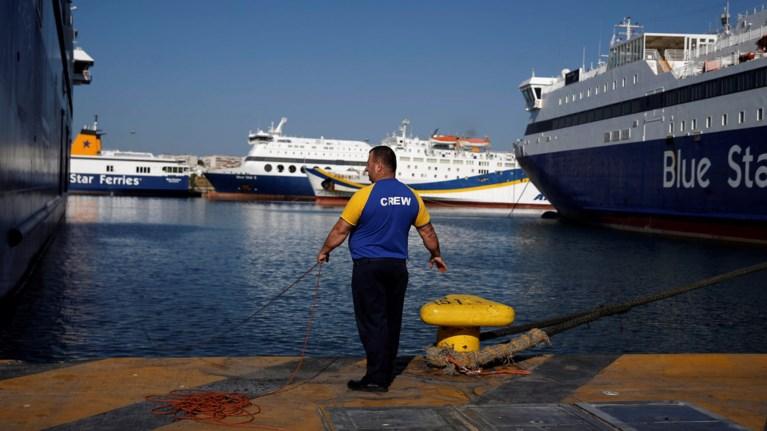Έληξε η απεργία της ΠΝΟ - Ξεκινούν τα δρομολόγια των πλοίων