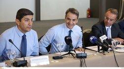 mitsotakis-oi-desmeuseis-tsipra-teleiwnoun-stis-ekloges