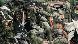 Στους 30 οι νεκροί από τον σεισμό 6,6R στην Ιαπωνία