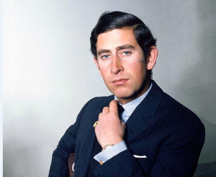 Ο πρίγκιπας Κάρολος το 1974 © Allan Warren