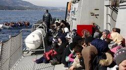 Ιστιοφόρο με 82 μετανάστες ανοιχτά των Κυθήρων