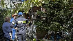 Ισχυρή έκρηξη σε μονοκατοικία στα Γιάννενα - απεγκλωβίστηκε άνδρας