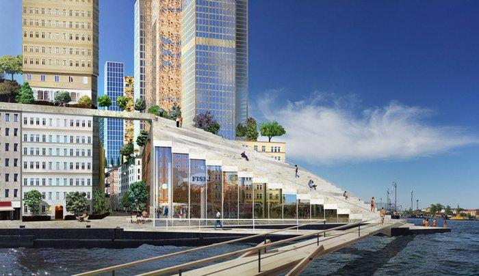 Οι πρώτοι ξύλινοι ουρανοξύστες μεταμορφώνουν τη Στοκχόλμη - εικόνα 2