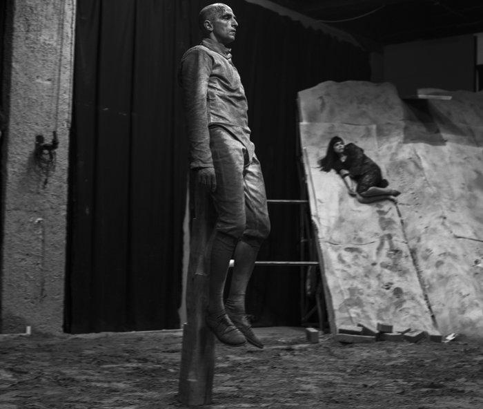 Ο Άρης Σερβετάλης και η μοναδική του μεταμόρφωση σε Δον Κιχώτη - εικόνα 10