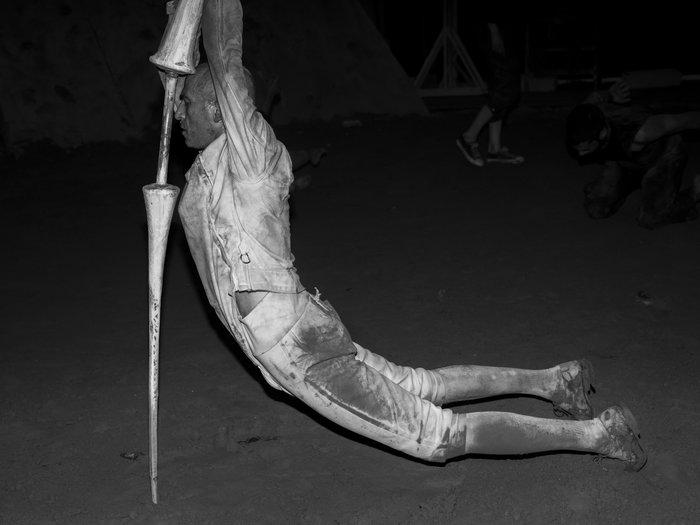 Ο Άρης Σερβετάλης και η μοναδική του μεταμόρφωση σε Δον Κιχώτη - εικόνα 11