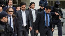 Σαμπάχ: 200 Έλληνες και Αμερικανοί πράκτορες προστατεύουν τους «8»
