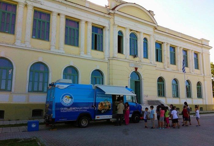 Σε Τζια και Νέα Αρτάκη το Πρόγραμμα προληπτικής ιατρικής του ΟΠΑΠ