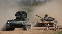 Ρωσία: Τα μεγαλύτερα στρατιωτικά γυμνάσια μετά τον Ψυχρό πόλεμο