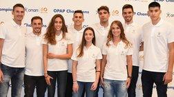 Το πρόγραμμα ΟΠΑΠ Champions γαλουχεί τη νέα γενιά των αθλητών