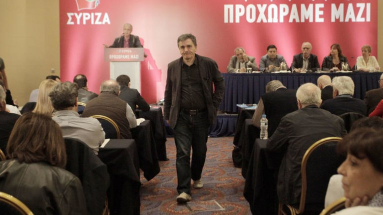 Καρφί από 53+ ΣΥΡΙΖΑ: Εμείς πάντως δεν γιορτάσαμε 3η Σεπτέμβρη