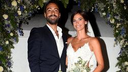 Σάκης Τανιμανίδης: Επέστρεψε και έδειξε στην κάμερα τη βέρα του γάμου του