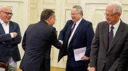 Αποχώρησε η ΝΔ από τη συνεδρίαση του Συμβουλίου Εξωτερικής πολιτικής