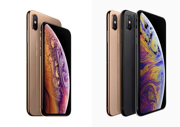Τα iPhone XS και XS max