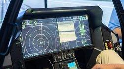«Πιλοτάροντας» ένα F-35 σε προσομοιωτή πτήσης στη ΔΕΘ