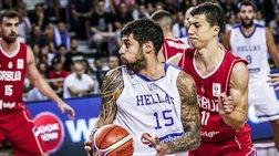 Προκριματικά Μουντομπάσκετ: Η Ελλάδα νίκησε τη Σερβία και πάει Κίνα