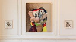 Η έκθεση George Condo στο Μουσείο Κυκλαδικής Τέχνης μέχρι τις 14 Οκτωβρίου
