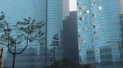 Ο τυφώνας Μανγκουτ «χτυπά» το Χονγκ Κονγκ