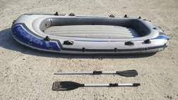 Έβρος: Μετανάστες επιχείρησαν να περάσουν με πλαστική βάρκα