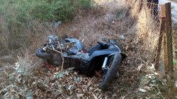 Τρίτος νεκρός σε τροχαίο με μηχανή μέσα σε λίγες ώρες