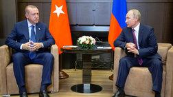 Συμφώνησαν Πούτιν - Ερντογάν για αποστρατικοποιημένη ζώνη στο Ιντλίμπ