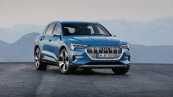 Το νέο Audi e-tron είναι η απόδειξη του ηλεκτρικού μετασχηματισμού της Audi