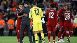 Champions League: Μεγάλη νίκη η Λίβερπουλ-Με ανατροπή η Ίντερ (βίντεο)