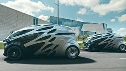 Στην πόλη του μέλλοντος με το Vision URBANETIC της Mercedes